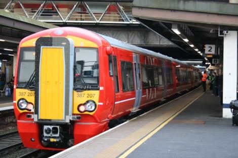 Gatwick Express 370s