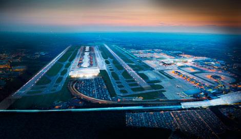 Gatwick second runway proposal