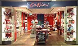 Cath Kidston at London Heathrow Airport Terminal 4