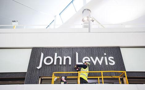 Heathrow T2 John Lewis