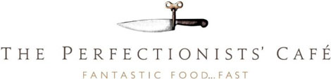 The Perfectionists\\\\\\\\' Cafe logo