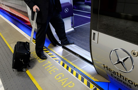 Heathrow Express gap-filler