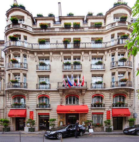 Astor Hotel Saint-Honoré