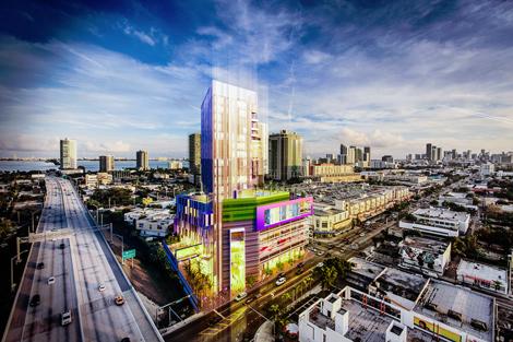 Triptych Miami Design District