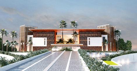Doubletree by Hilton Ain Al Sokhna exterior