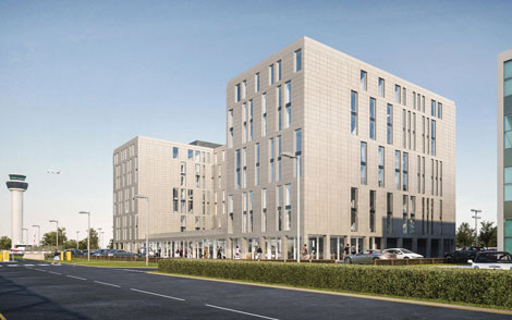 Hampton by Hilton at London Stansted