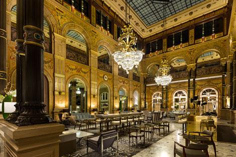 Hilton Paris Opera Le Grand Salon