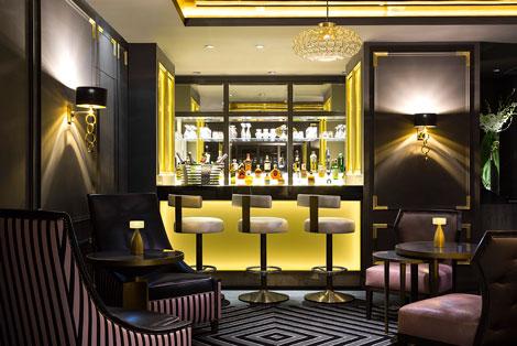 Hilton Paris Opera Le Petit Bar