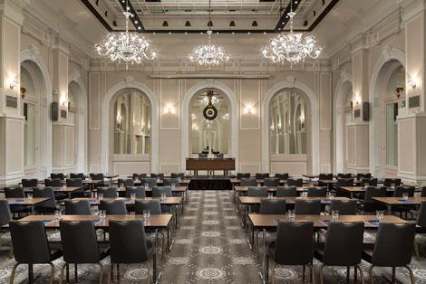 Hilton Paris Opera events room