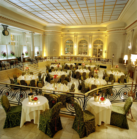 Waldorf Hilton, London - Palm Court