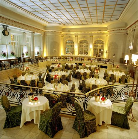 Waldorf Hilton, London - Palm Court