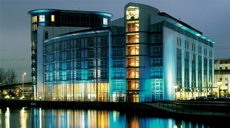 Hilton Excel exterior