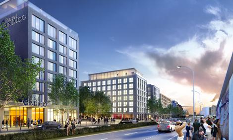 Hotel Indigo Berlin City - East Side