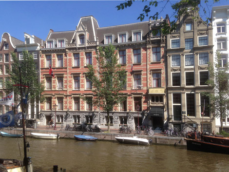 Hoxton Amsterdam exterior