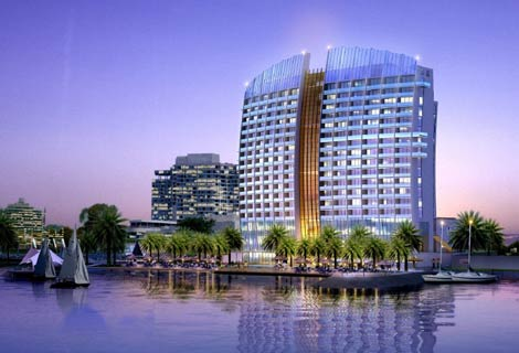 Intercontinental Abu Dhabi Grand Marina