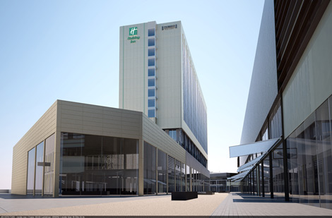 Its The Third Property Under Extended Stay Staybridge Suites Brand In UK Joining Existing Hotels Liverpool And Newcastle