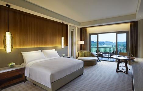 JW Marriott Hotel Zhejiang Anji guestroom
