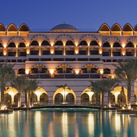 zabeel palace  Hotel check: Jumeirah Zabeel Saray