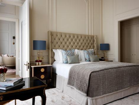 Kensington hotel suite