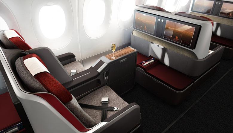 LATAM A350 Premium Economy