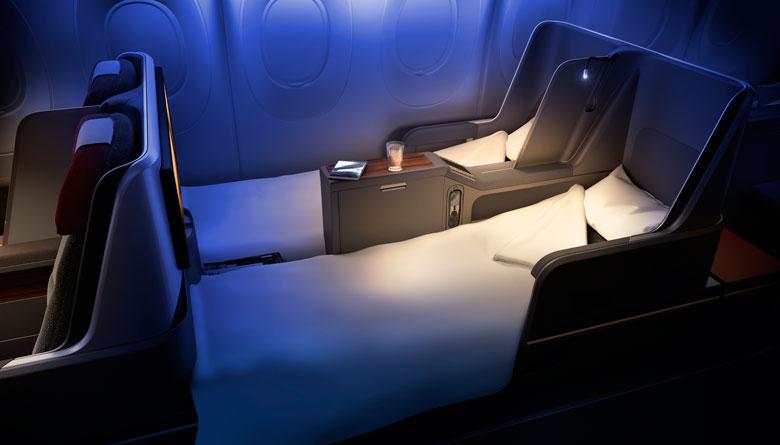 LATAM A350 Premium Business