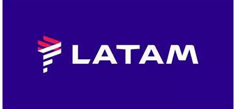 The LATAM logo