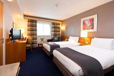 Leonardo Hotel London Heathrow Airport room