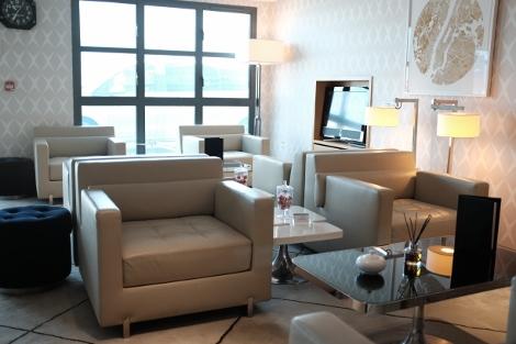 First Class Lounge London City