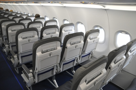 First look: Lufthansa's A320neo reviewed – Business Traveller