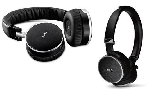 Lufthsnsa Harman AKG N60 headphones
