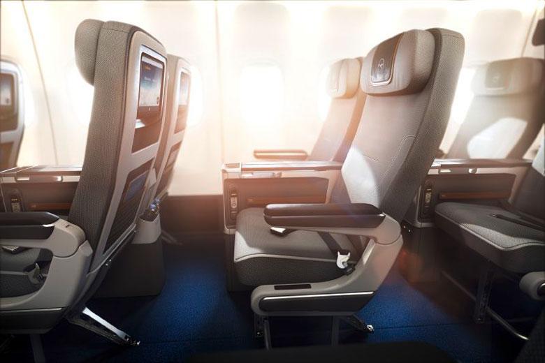 Lufthansa premium economy seats