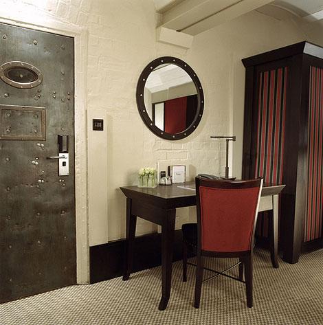 Malmaison Oxford bedroom