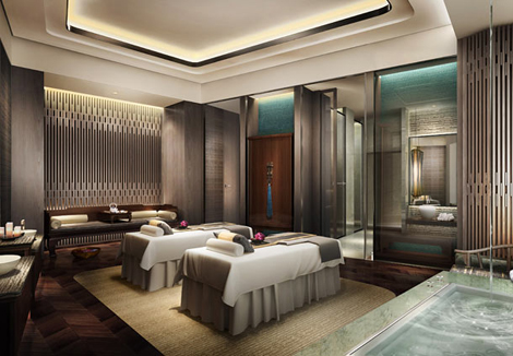 JW Marriott Hotel Shenzhen Bao\\\\\\'an spa