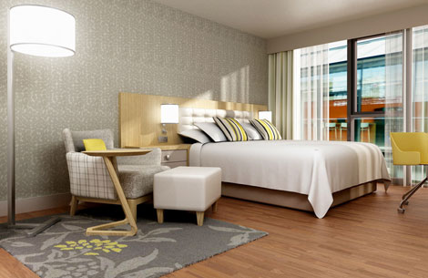 residence inn london uk