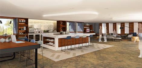 Marriott conference centre designs