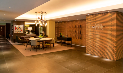 Mercure London Bridge lobby