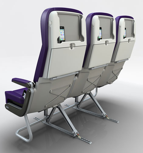 Monarch new seating