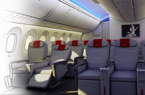 Norwegian Premium Class