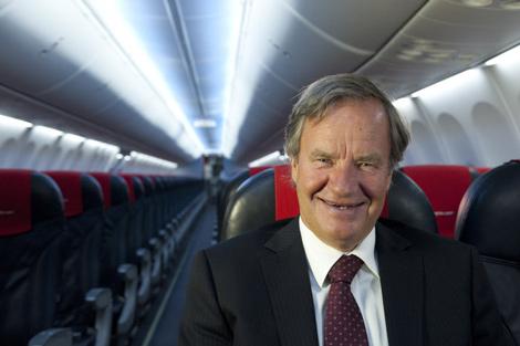 Norwegian CEO Bjorn Kjos