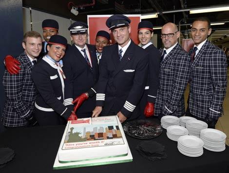 Norwegian transatlantic launch at Gatwick