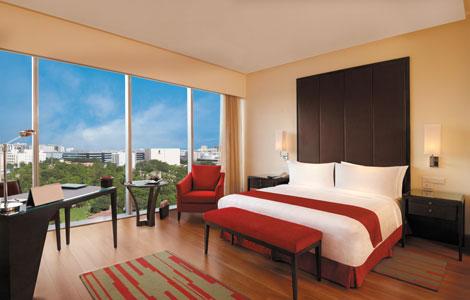 Trident, Hyderabad premier room