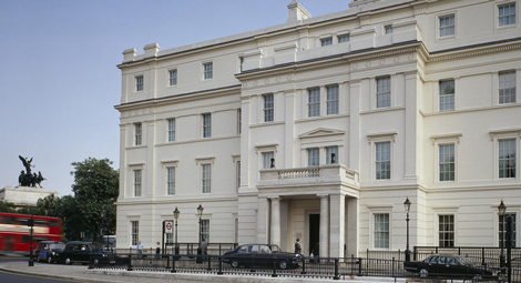The Lanesborough exterior