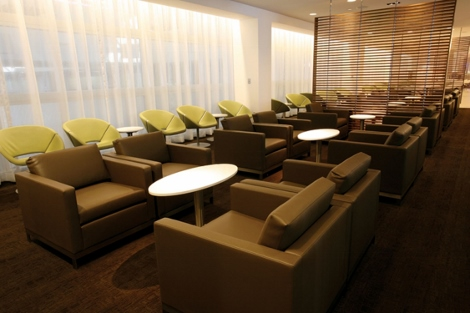 Oneworld lounge, LAX, Tom Bradley International Terminal