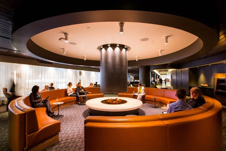 Los Angeles Business Lounge