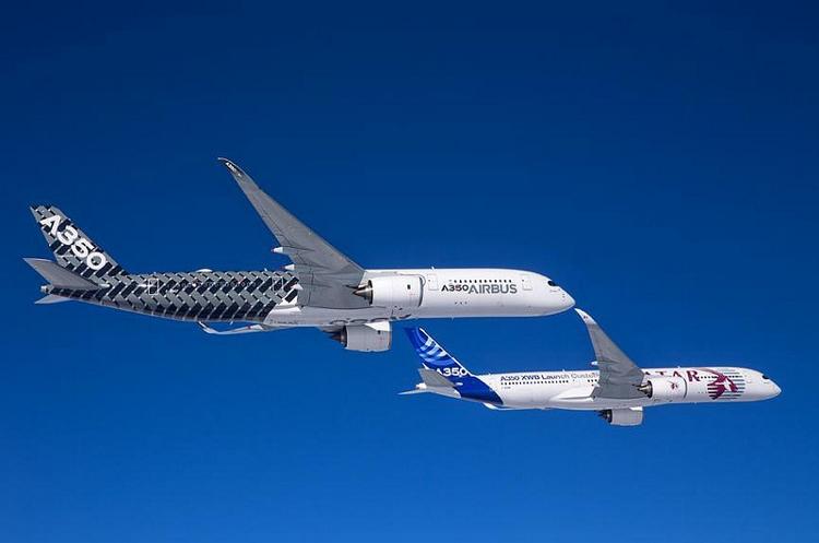 Qatar Airways A350 Aircraft 5