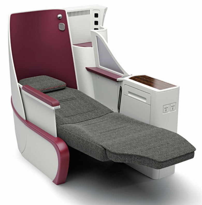 Qatar business seat