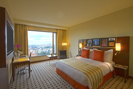 Radisson Blu Hotel, Nairobi Upper Hill guestroom