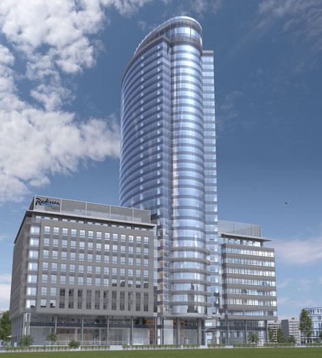 Radisson Blu Olympiysky Hotel