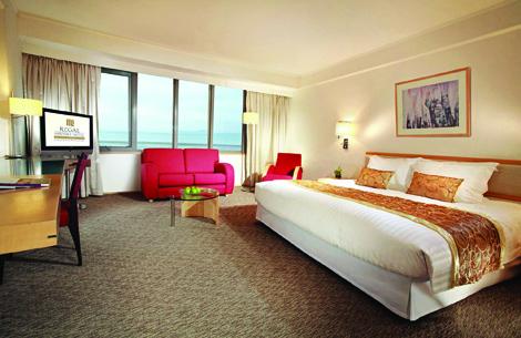 Regal Airport Hotel Hong Kong Day Room