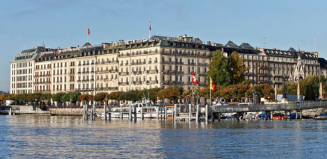 The Ritz-Carlton, Hotel de la Paix Geneva